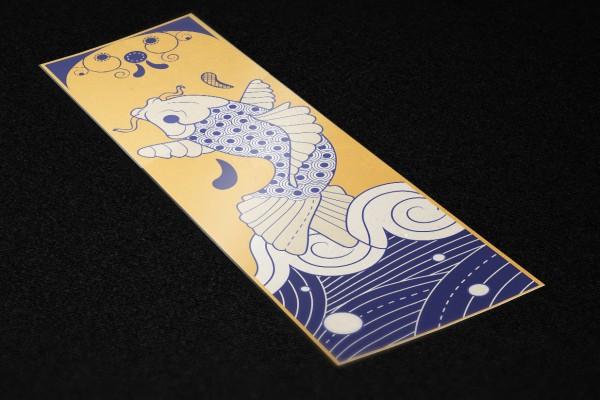Koi Fish Bookmark