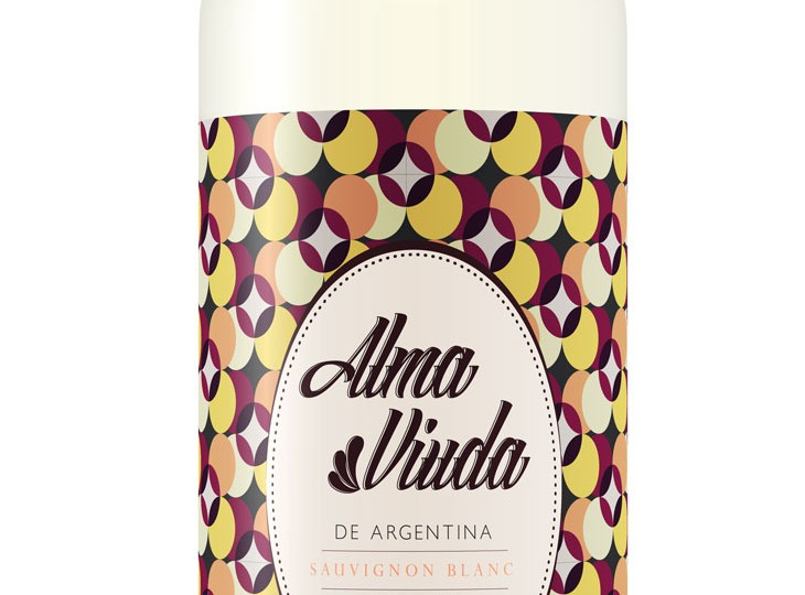 Alma Viuda White Wine
