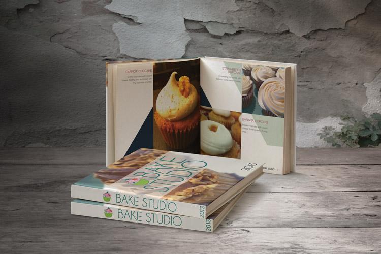 Bake Studio 2013 Book
