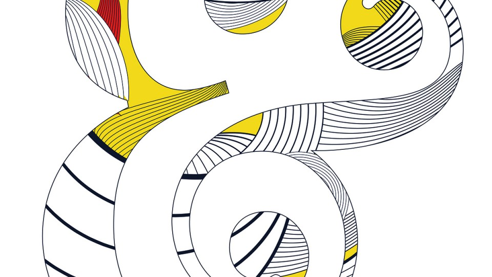 & Lines Yellow