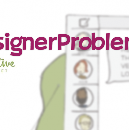Designer Problems in a Humorous Way