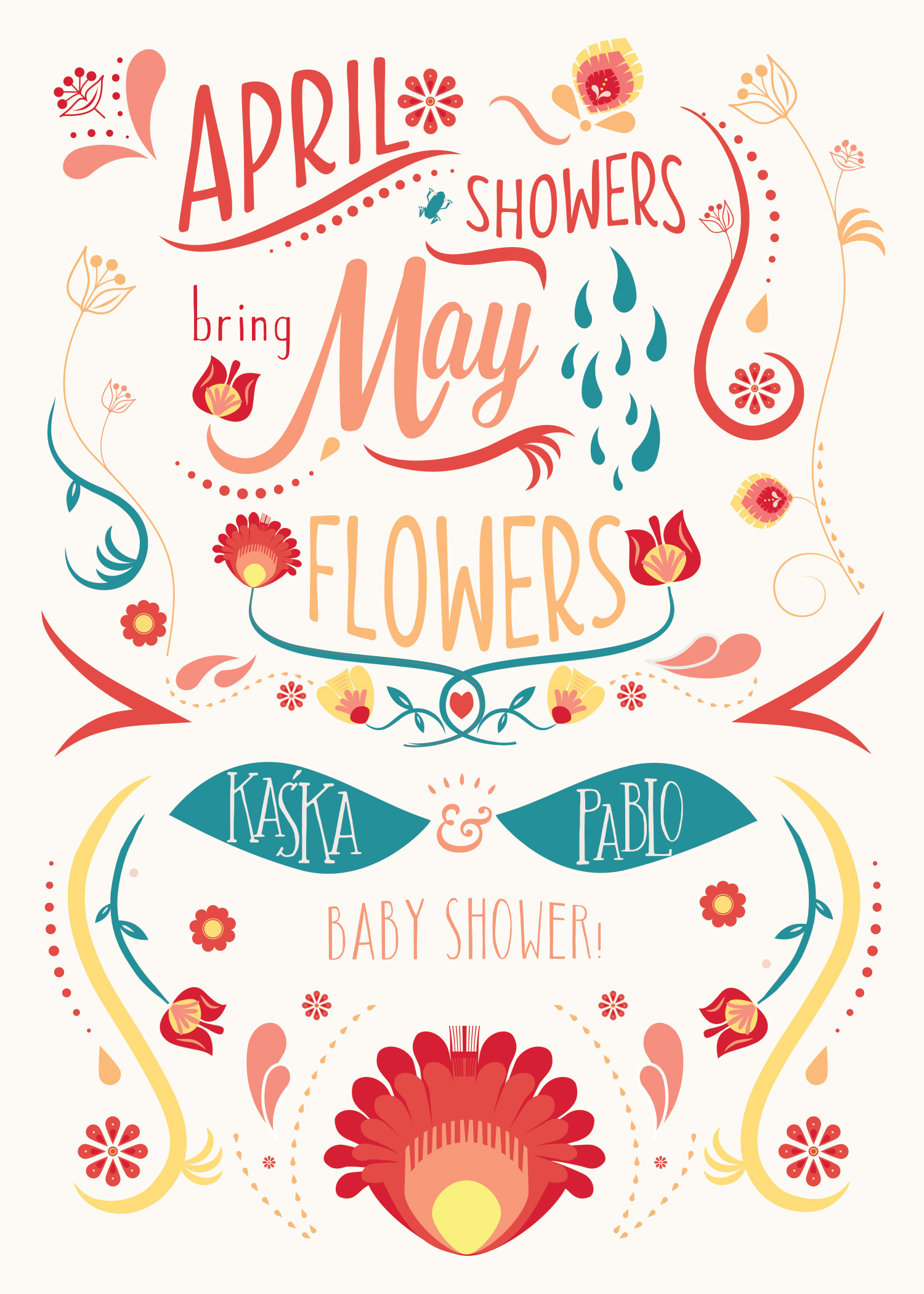 April Showers Bring May Flowers   liannierios.com